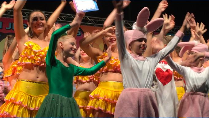"""""""ORFEO IN ITALIA"""" 2015 - Festival Internazionale di canto e danza per bambini e giovani 8^"""