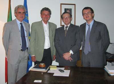 MISSIONE IN MAROCCO, MAGGIO 2003