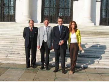 INCONTRO A BELGRADO, LUGLIO 2004