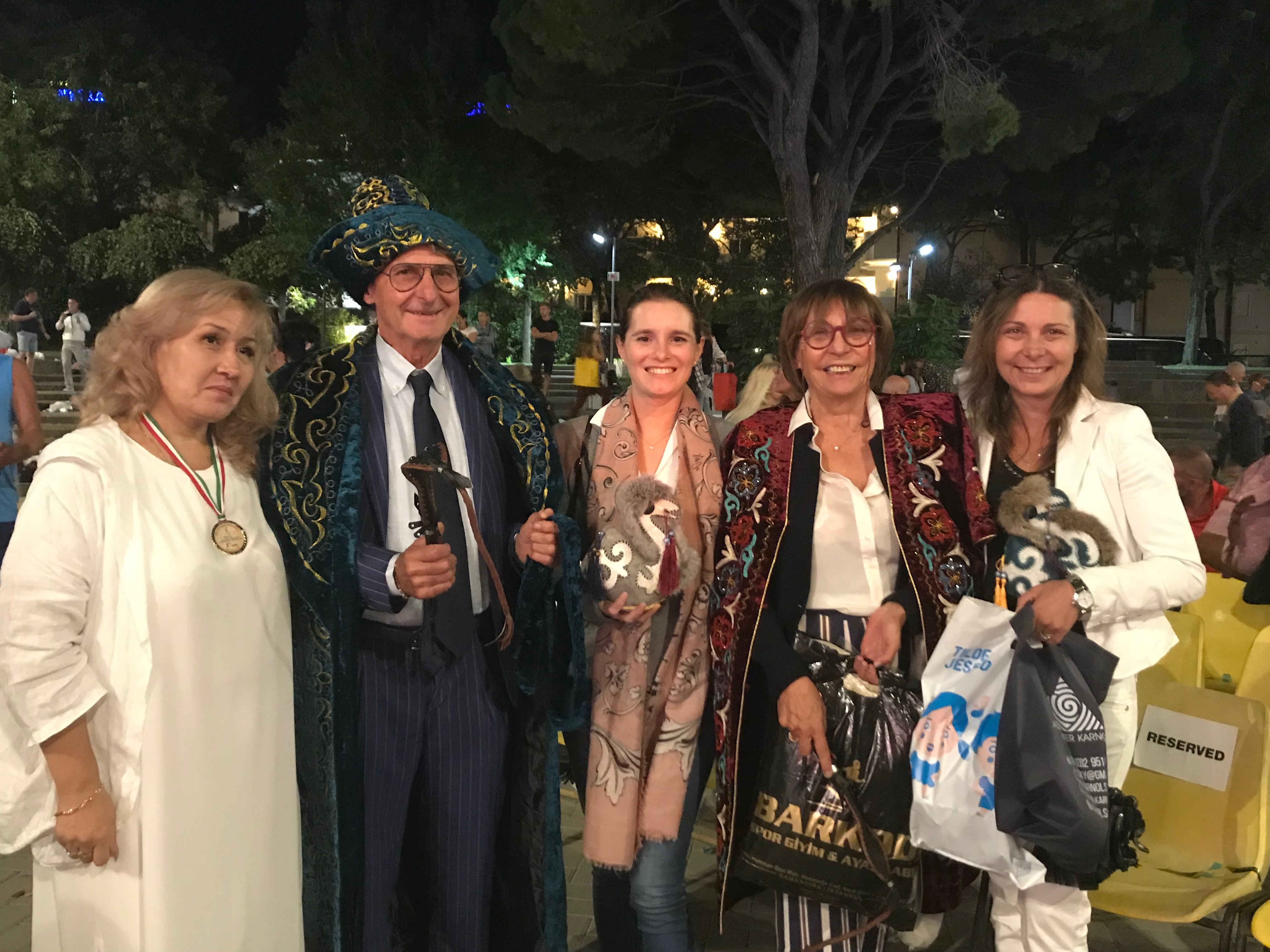 """""""ORFEO IN ITALIA"""" 2019"""