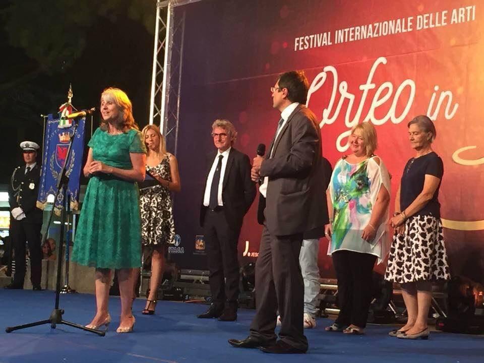 MANIFESTAZIONE ORFEO IN ITALIA 2016
