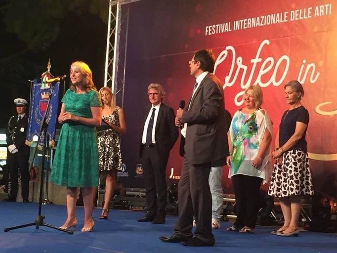 """Serata inaugurale del Festival Internazionale """"ORFEO IN ITALIA"""" 9^ edizione 2016"""