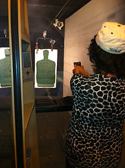 Gun Range Training Provided By Go Strapped Firearms Training