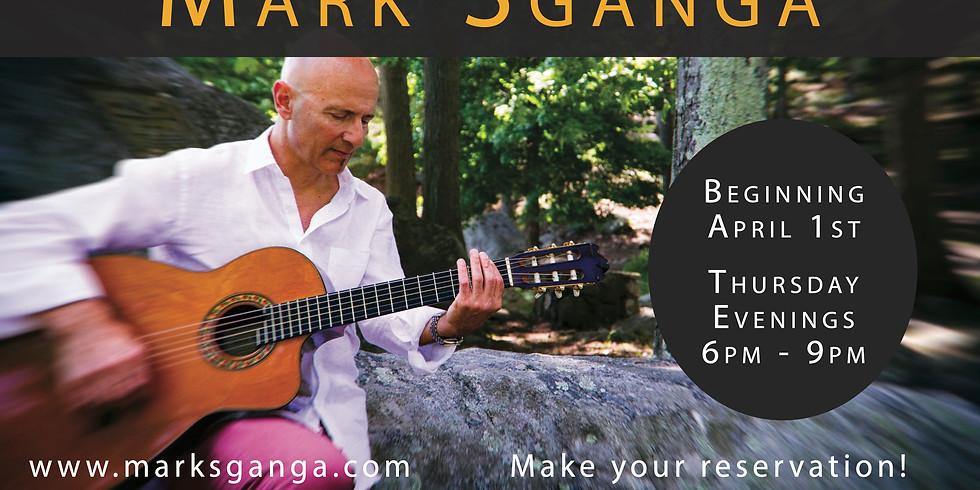 Mark Sganga Live at Americana!
