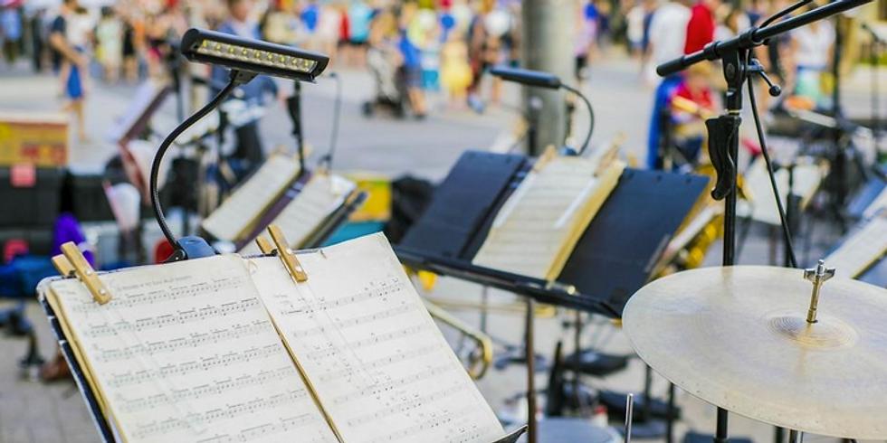 Mark Sganga Trio Outdoor Concert - Middletown's Summer Series