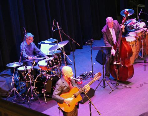 Mark Sganga Trio headlining The 2018 Clayton Jazz Festival