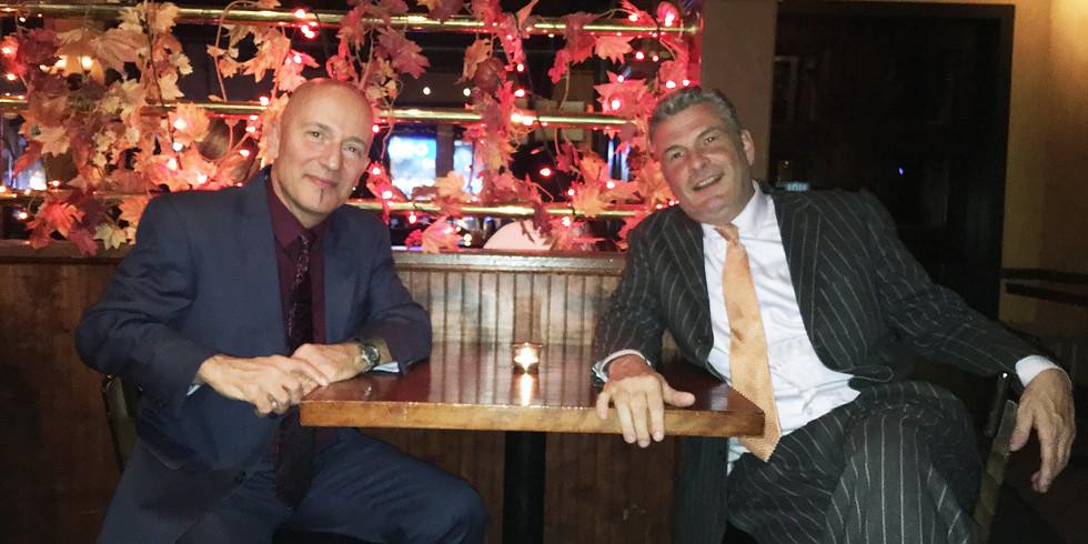 Mark & Martin @ The Knickerbocker, NYC