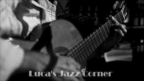 At Luca's Jazz Corner, NYC