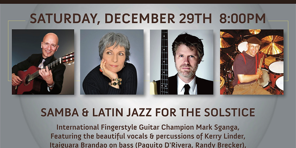 Jazzing Up the Winter Solstice at '76 House!