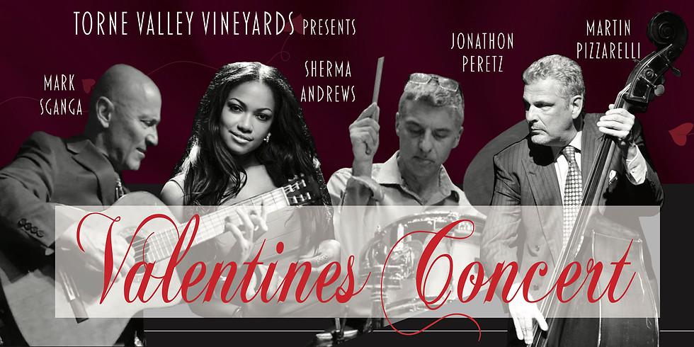 Valentine's Concert @ Torne Valley Vineyard - Details soon!