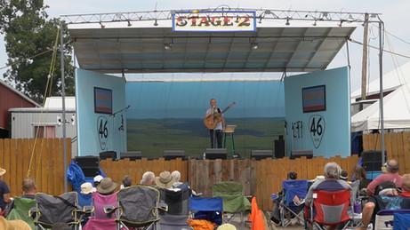 Walnut Valley Festival, Wichita, KS