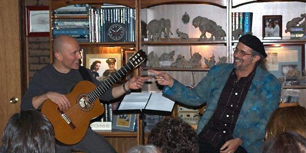 House Concert with Carl Asch & Mark Sganga