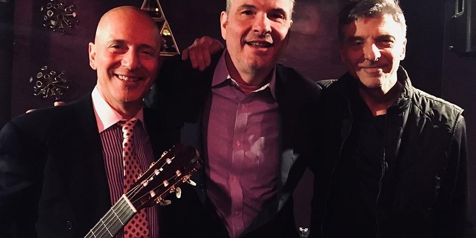 Headlining Clayton Jazz Festival! Mark's Trio along with The Bernie Williams Collective!