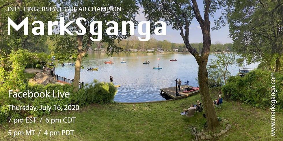 Mark Sganga FB Livestream from Sgangri-La !