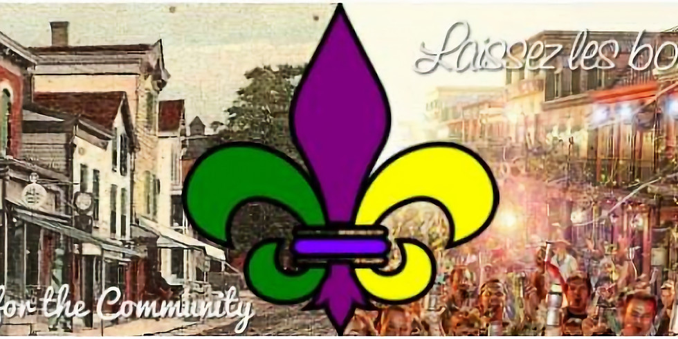 """8th Annual Mardi Gras for a Cause """"Fat Tuesday"""" Celebration!"""