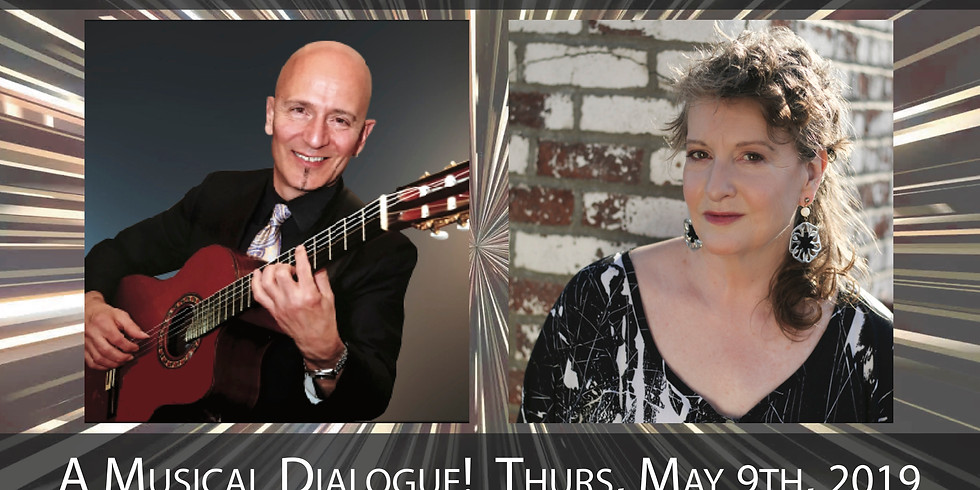 A Musical Dialogue: Mark Sganga & Judi Silvano!