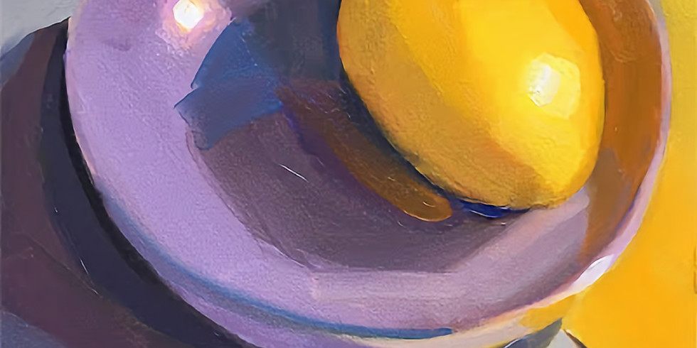 BEGINNERS' PAINTING WORKSHOP: Still Life in Complementary Colours