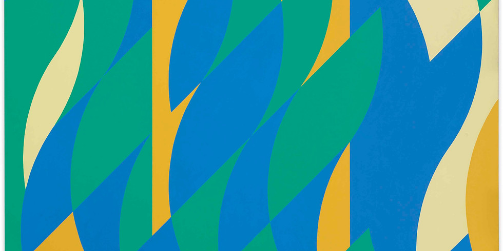 5 -7 YEAR OLDS: INSPIRED BY BRIDGET RILEY