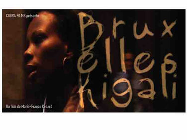 Bruxelles - Kigali - Marie-France Collar