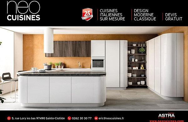 Neo cuisines 974 accueil cuisiniste cuisines quip es sur for Cuisine 974 reunion