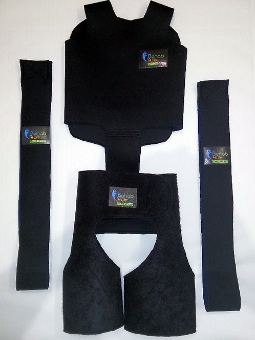 """Rehab4Life """"Stand Up Suit/Up Suit"""" Conjunto"""