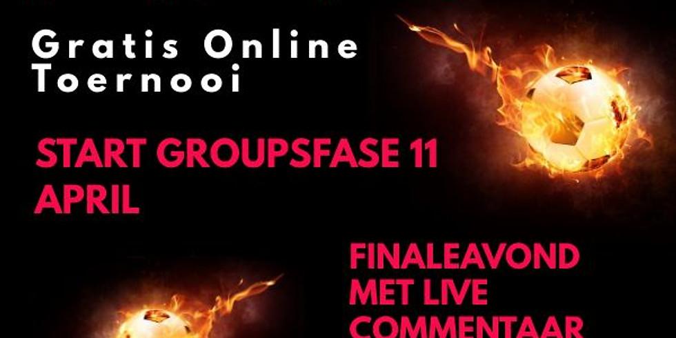 Het Online RWA Fifa 21 toernooi