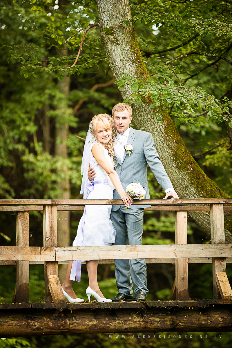 wedding photographer in Latvia