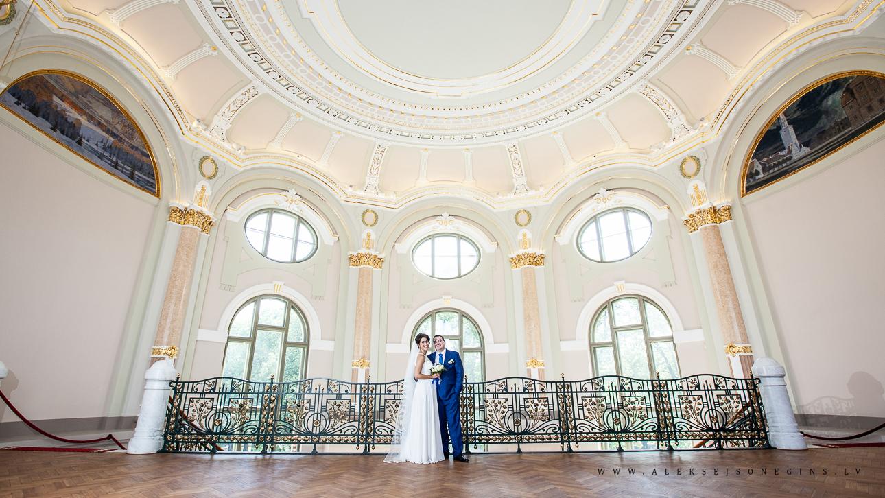 Kāzu fotogrāfs Rīgā