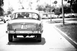 Kāzu auto foto