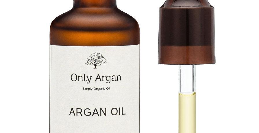 100% Organic Argan Oil