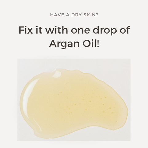 Fix it with one drop of Argan Oil!.png