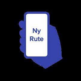 Tegning af notifikation på telefon
