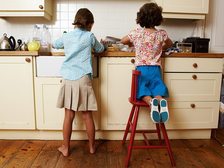 How To Get Your Kids To Do House Chores