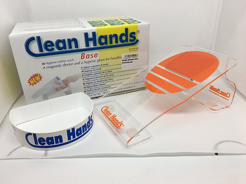 NEW Clean Hands® Large Base Kit (No Gloves Included)