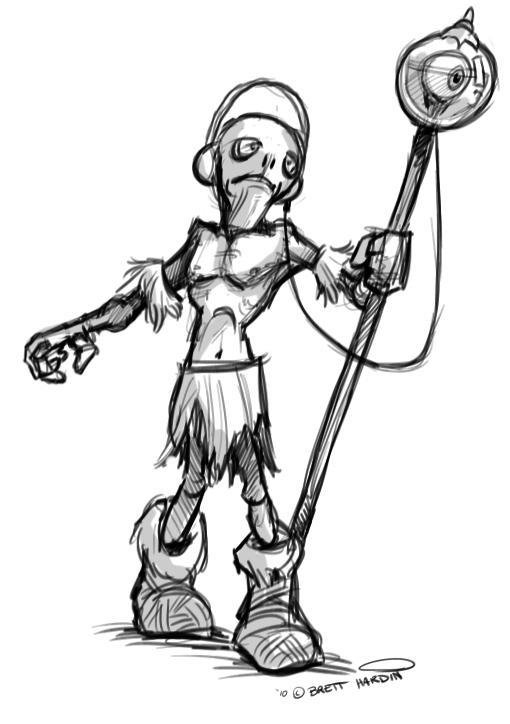 Odd Sketch