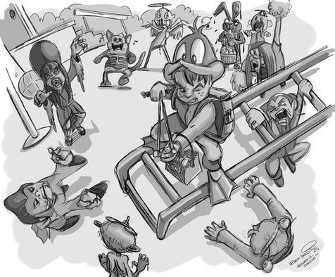 Apocalypse Playground