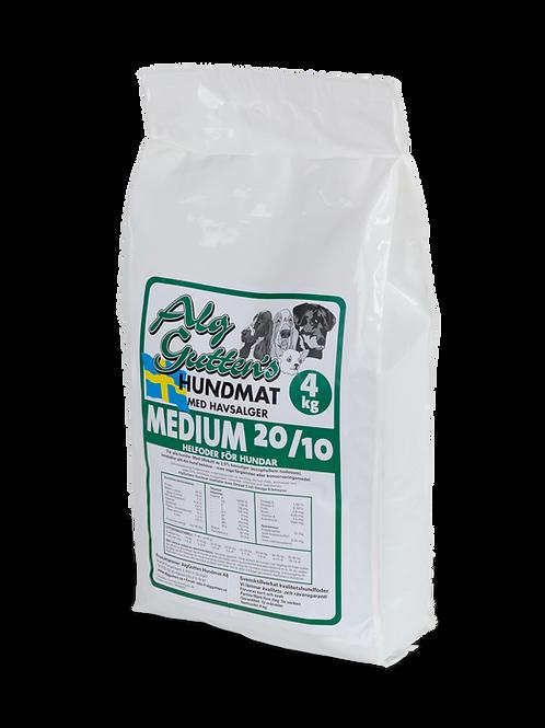 Medium 20/10 - 4 kg