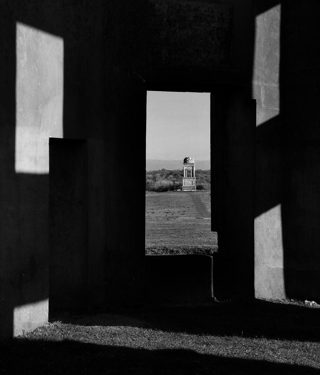 MONO - Window on the World by Leonard Ferguson (7 marks)
