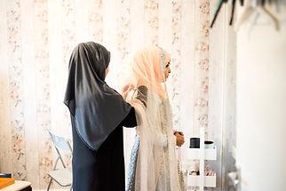 Leicester muslim wedding