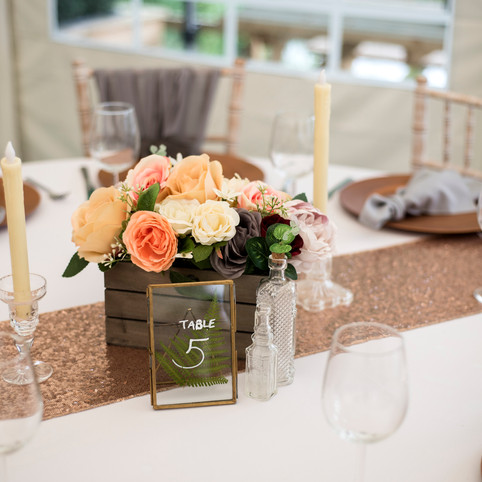 Wedding inspirations - Summer Launch Party at Stockmans Meadow in Cambridgeshire