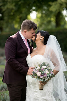 leicester wedding photoshoot abbey park-