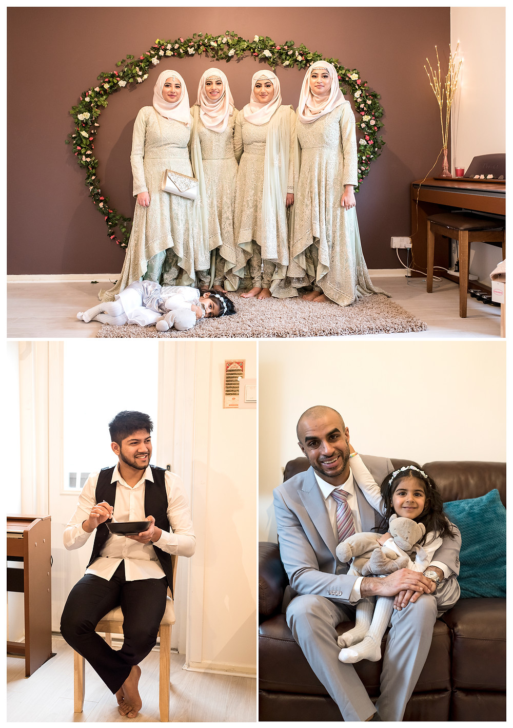 wedding photographer leicester indian wedding