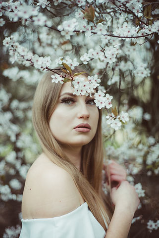 flowering leicester-portrait photography