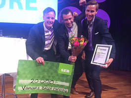 Everyday Solutions vann Business Challenge 2016