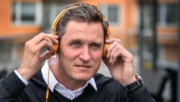 Jonas Tellander, VD Storytel