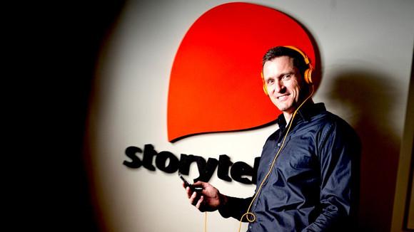Storytel satsar på ljudböcker på arabiska