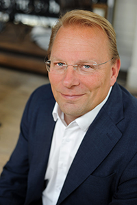 Magnus Friberg, CEO Zaplox