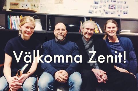 Vår nya partner Zenit Design