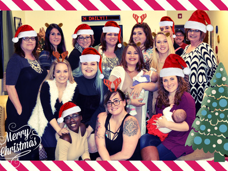 A Staff Christmas Party