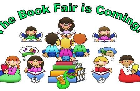 Osborne  Book Fair Is Coming!